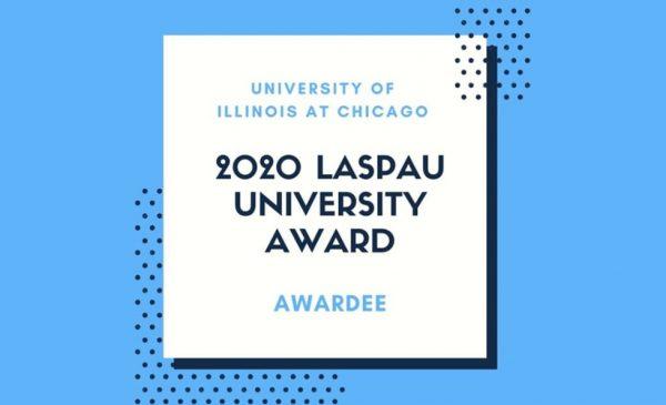 2020 Laspau University Award